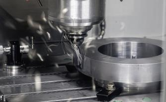 Machining services at Trico Machining, Medicine Hat